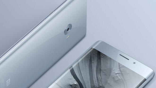 Дизайн смартфона Сяоми Ми Ноут 2