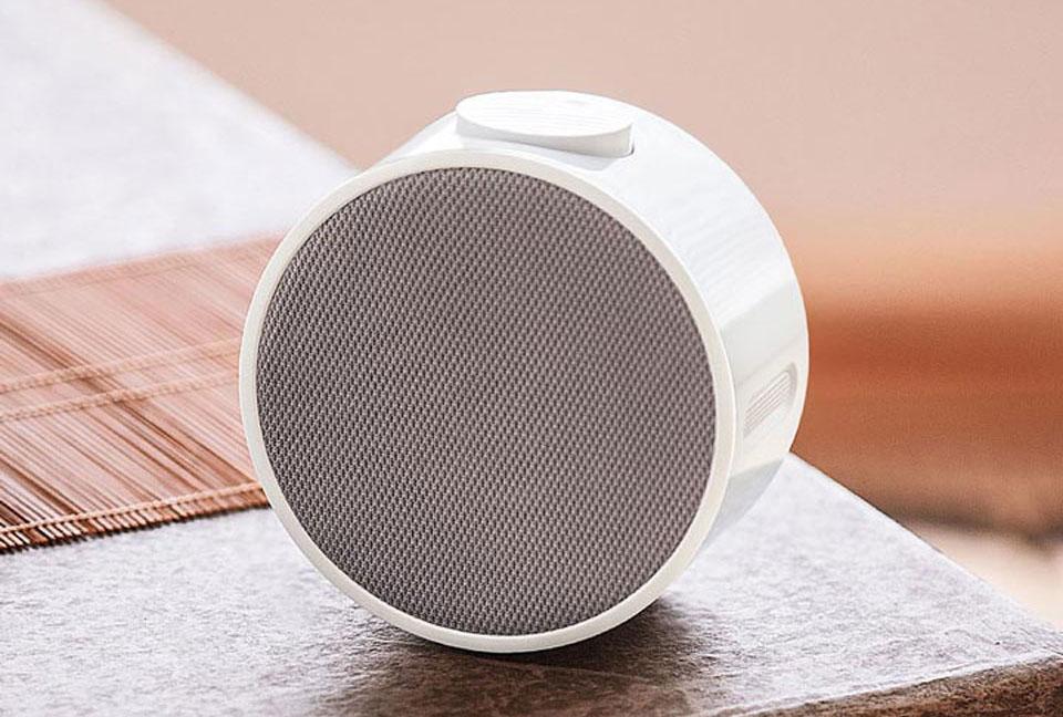 Будильник колонка Mi Music Alarm Clock качественная разработка