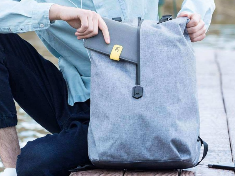 Рюкзак Xiaomi Mi Waterproof Grey